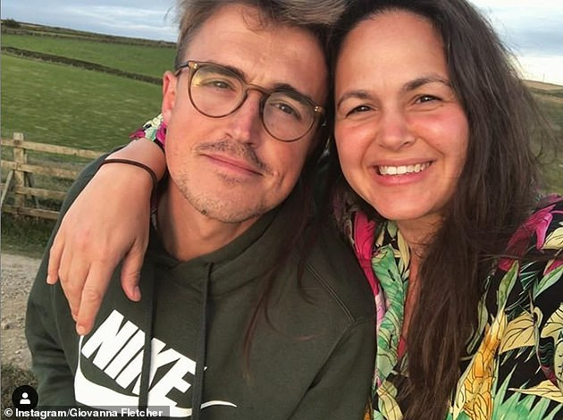 Here she is: The wife of Tom Fletcher's author Giovanni is rumored to be part of the lineup