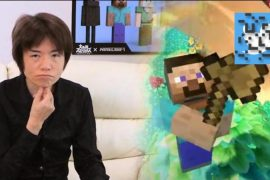 When Super Smash Brothers announced Steve for Ultimate, Masahiro Sakurai commented that Twitter's problems had created a special situation for Nintendo.