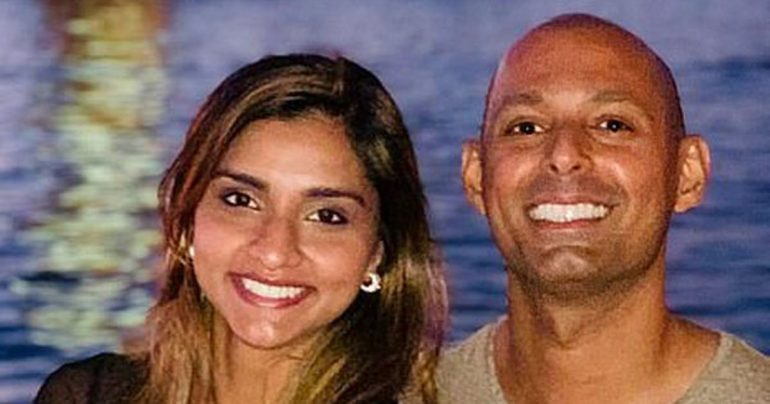 Within four days of the wedding, the newlyweds drowned in a tragic honeymoon