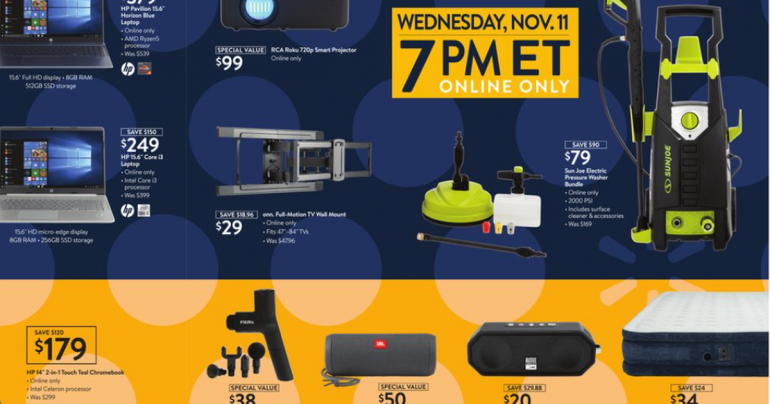 Black Friday 2020 Ads Scans: View Best Deals and Sales at Walmart, Best Buy and Home Depot