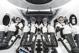 SpaceX's crew-1 astronaut mission for NASA: Live Updates