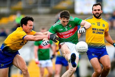 Rosecomon fails to take full control of Mayo