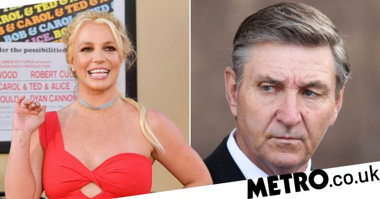 Britney Spears' 'Father and Conservator Fear Jamie Spears'