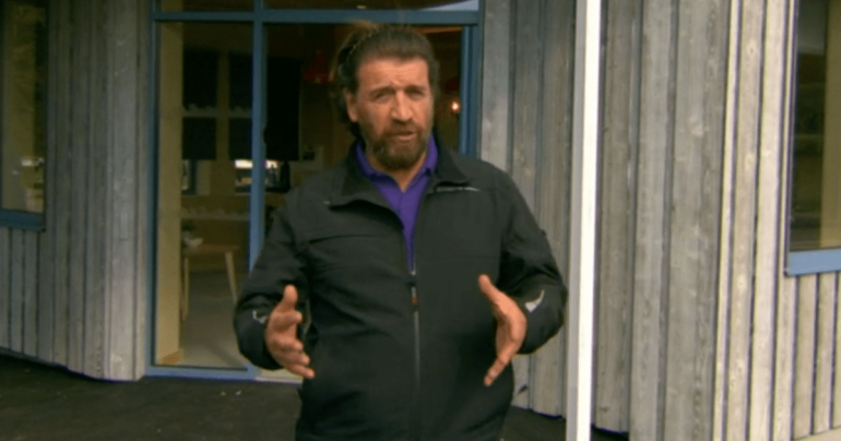 Nick Knowles claps his hands again on body shamers about the lockdown transformation