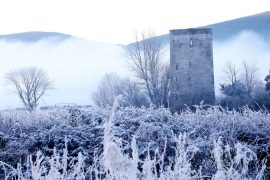 Ireland weather: Met Iron warns of winter as famous postman shares white Christmas update