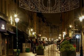 Paris Boulevards abandoned as Christmas shopping business claims lockdown | Money