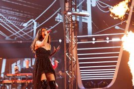 'We've just started': Northern Ireland stars Johnny Brooks and Brooke Schollian lose The Voice to coach