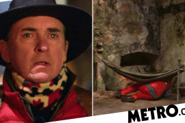 I'm a Celebrity 2020: Shane Ritchie squeezed in funny scenes