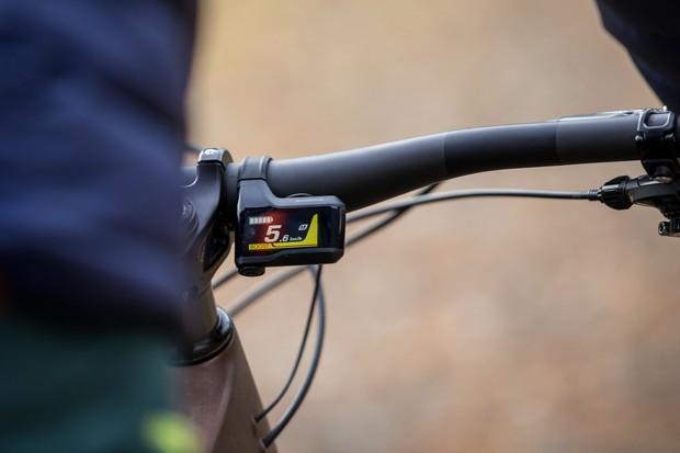 2021 Santa Cruz Bullet CCX01 RSV Electric Mountain Bike