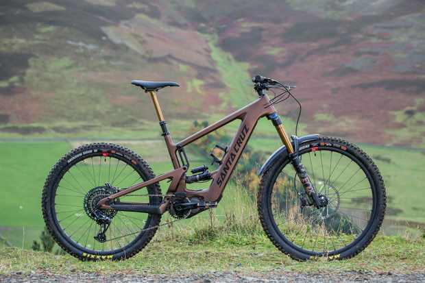 2021 Santa Cruz Bullet Electric Mountain Bike