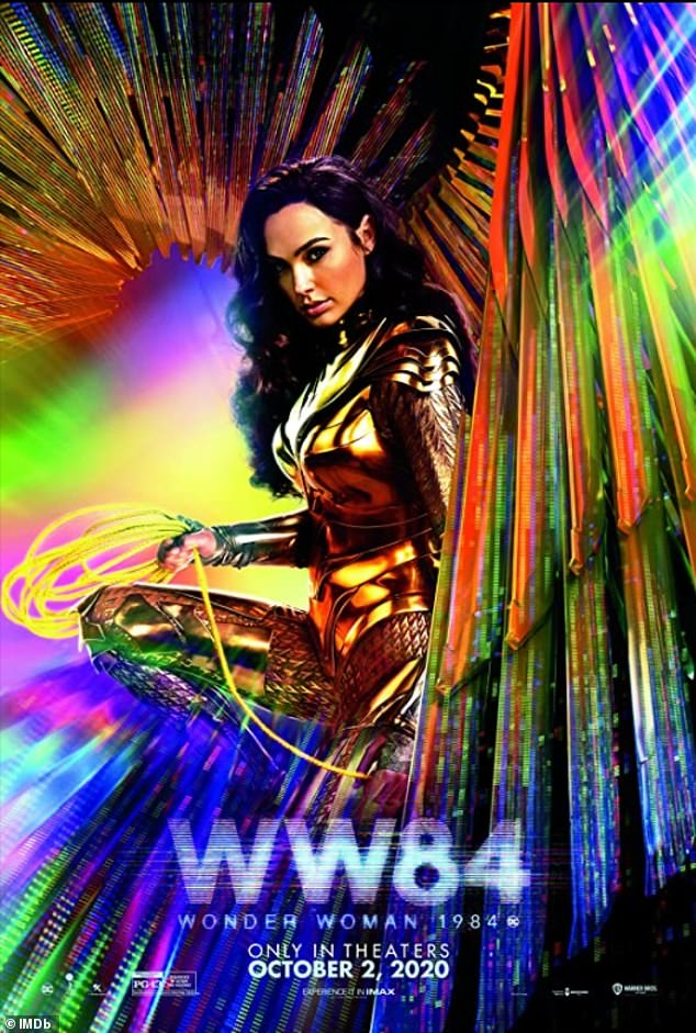 Big Budget: Wonder Woman 1984, which was rumored to cost $ 200 million to make, is the biggest movie to go on streaming with a theatrical release simultaneously.