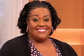 Alison Hammond calls Ruth Langsford 'beauty' instead this morning