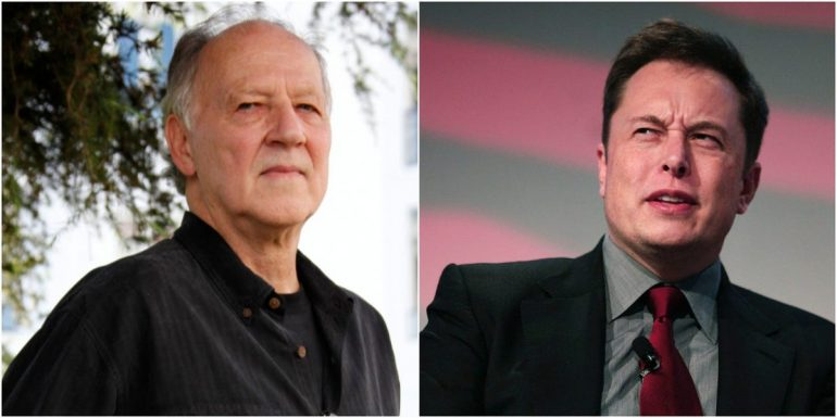 Werner Herzog: Elon Musk's Mars City is a 'False', 'Obscene'