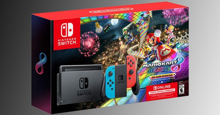 The Nintendo Switch Mario Kart will hit the Black Friday Bundle on November 25th.  Check out Restock on Best Buy and Amazon.