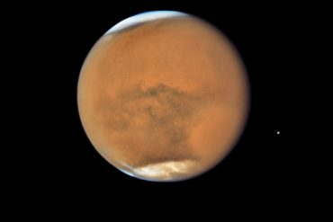 Mars Curiosity rover finds signs of ancient megafluid