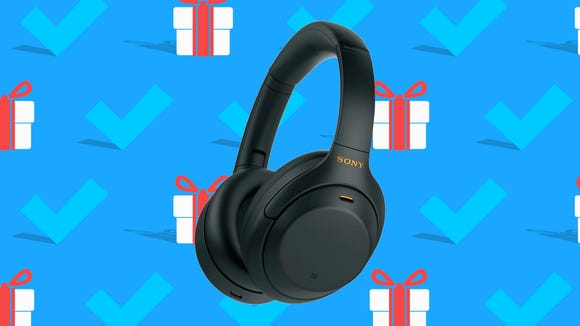 Sony's WH-1000XM4 over-ear noise cancellation headphones are one of the best Black Friday deals we've seen.