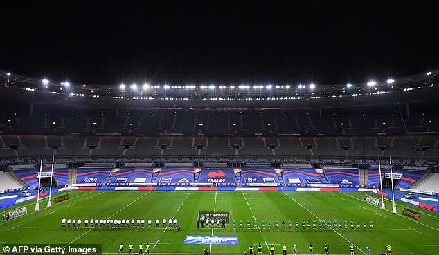 A minute of silence will be held in Stade de France on Saturday in memory of Dominic, who died at the age of 48.