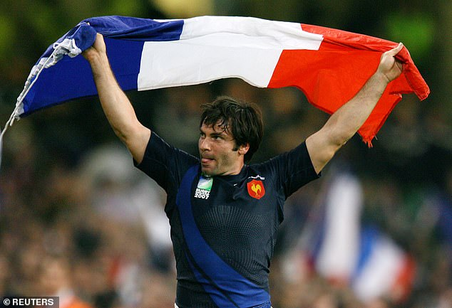Before retiring after the 2007 World Cup, Dominic played 67 matches for France