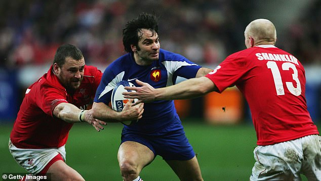 Dominici Welsh eliminates Welsh talk at the Six Nations in Stade de France in 2007
