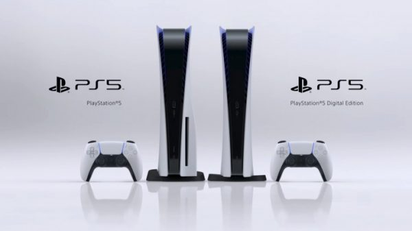 PS5 and PS5 digital version are interchangeable