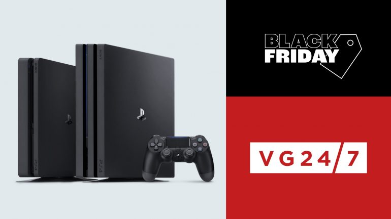PS4 Best Black Friday Deals 2020;  Consoles, controllers, games, PSVR, and more