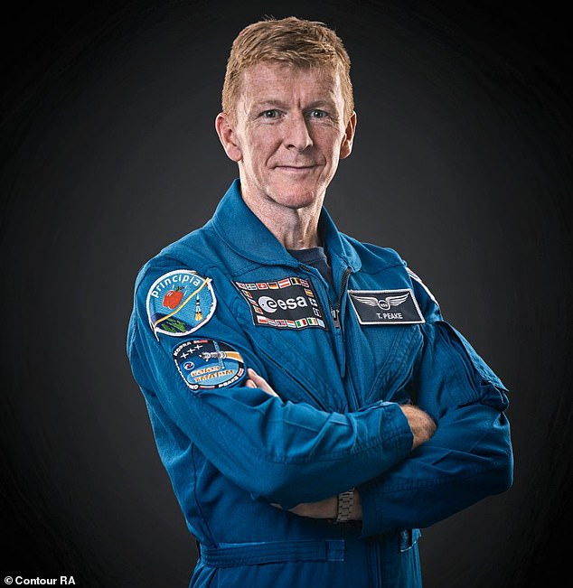 The 48-year-old astronaut said he saw lights form during a 186-day spaceflight in 2015 and said fluid leaked from a Russian probe vehicle.