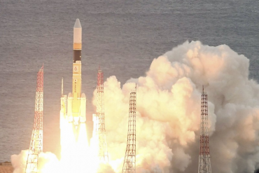 Japan launches data relay satellite to improve disaster response