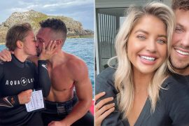 After Luke's engagement, Josh Pacham and Anna McVeigh divorced