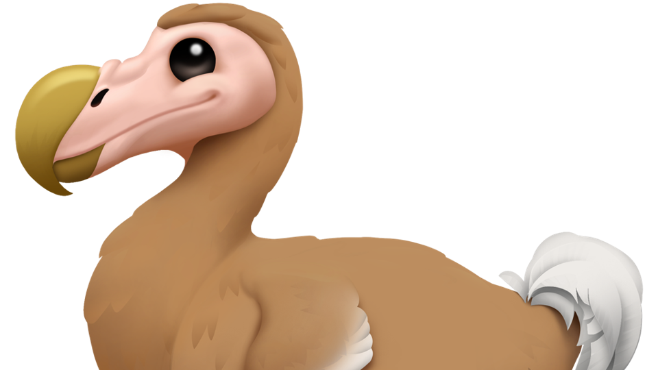 Gorgeous dodo, one of the great new emojis coming to iOS 14.2.