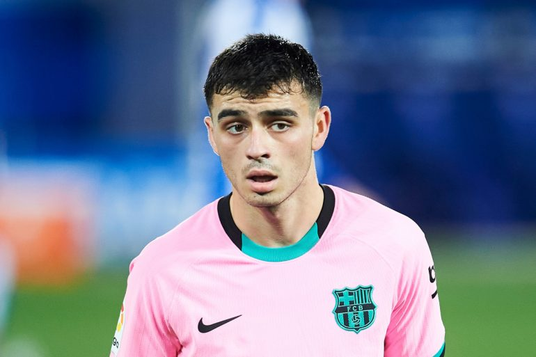 Barcelona close 17-year-old Pedri with 360 360 million transfer release after stunning start to season