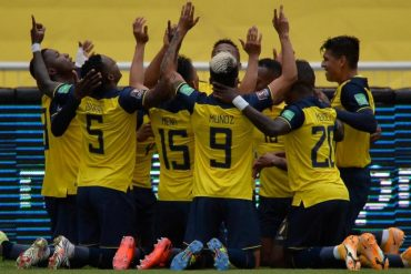CONMEBOL World Cup Qualifying Scores: Brazil maintain Uruguay;  Ecuador shocked Colombia