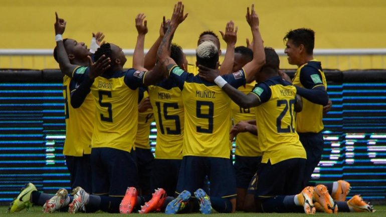 CONMEBOL World Cup Qualifying Scores: Brazil maintain Uruguay;  Ecuador shocked Colombia