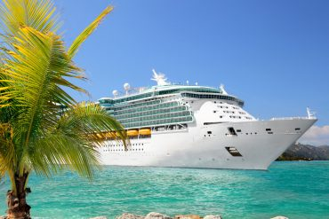 COVID explodes as the first cruise ship to be restarted in the Caribbean