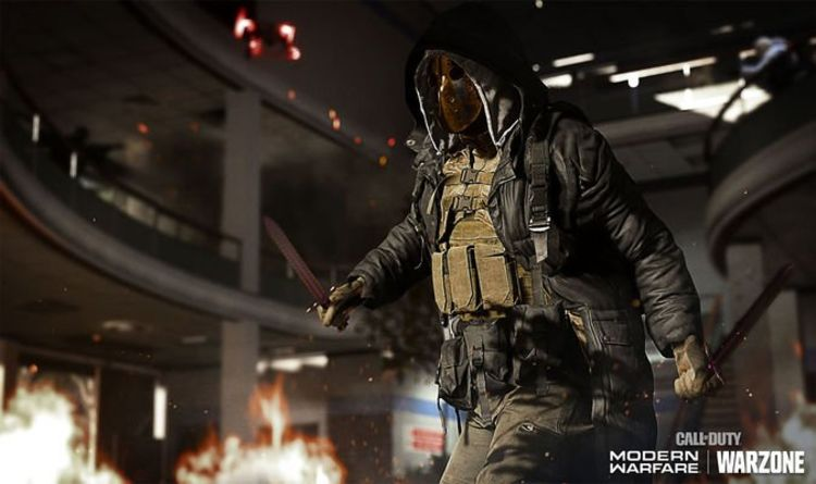 Call of Duty Modern Warfare Update: Warson Halloween Event and Rumble Return |  Gaming |  Entertainment