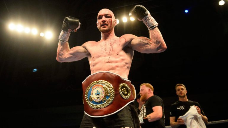 Carl Frampton: Not every fight requires a belt, so it's time we cut the straps
