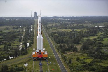 China in final preparations for latest lunar mission