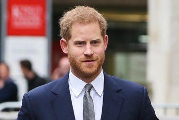 Prince Harry Named World