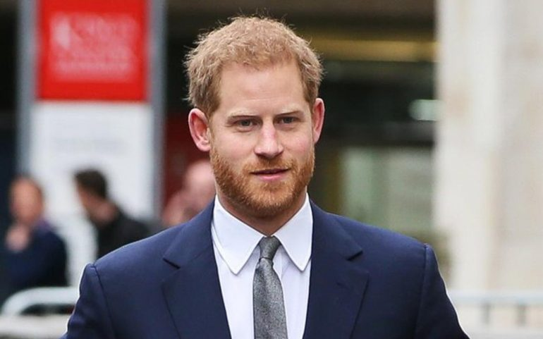 Prince Harry Named World