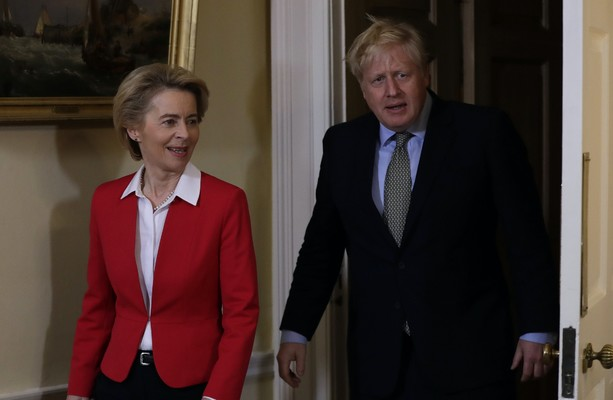 EU chief Boris Johnson acknowledges duplicitous attempts to reach an agreement in trade talks