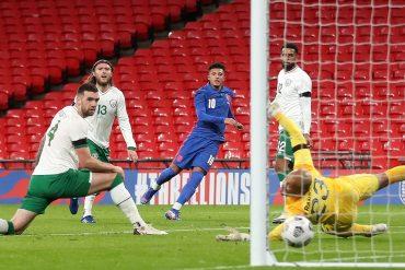 England beat England at Wembley