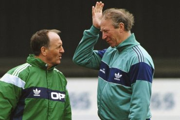 Former Ireland assistant boss Setters dies at 83