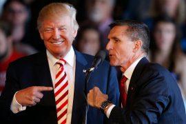 Former National Security Adviser Trump pardons Dublin
