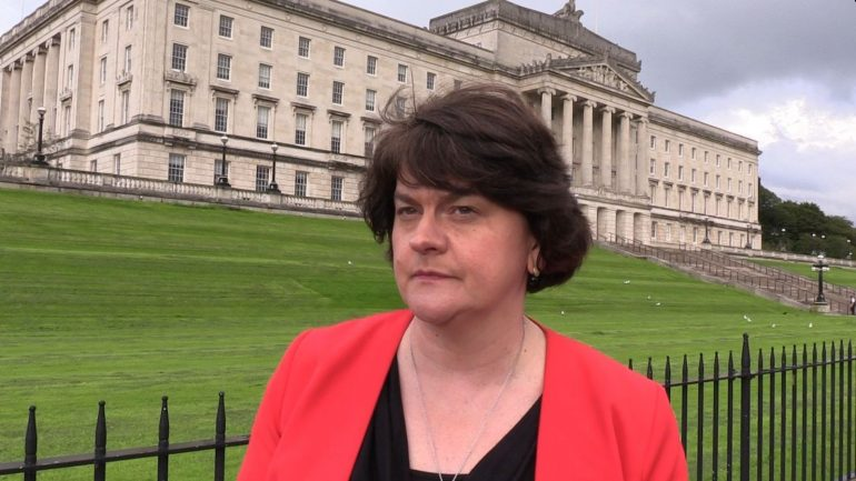 Foster opposes DUP's veto use in regulatory discussions