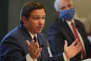 Group of Florida mayors urge Desantis to issue mask mandate