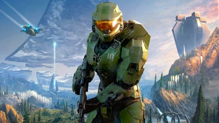 Halo Infinite Gamestop DLC is now available