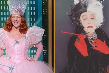 Hollywood's Greatest Halloween Costumes of 2020 From Drew Barrymore to Glenn Klose