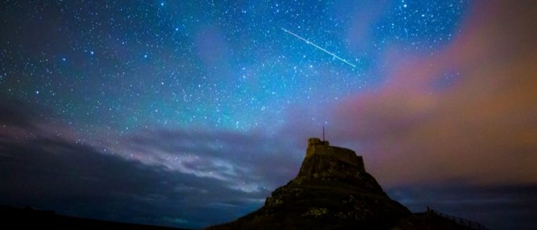 How can I see the Leonid meteor shower this week?