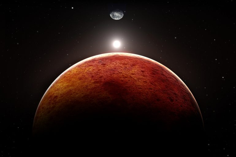 How long will it take to reach Mars?