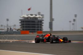 In the final training session for the Bahrain GP, ​​Verstappen defeated Hamilton