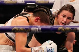 'It was a great performance' - Katie Taylor surpasses Guterres to keep a good record